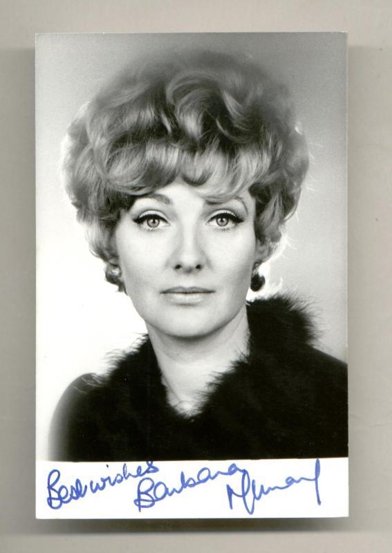 Barbara Murray Clickautographs autographs Barbara Murray
