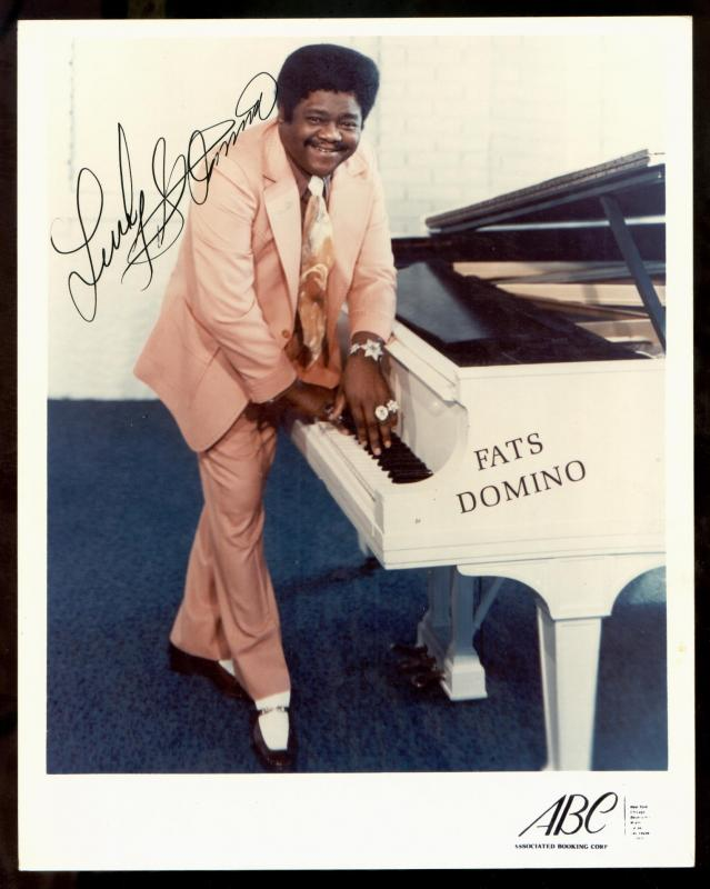 Home » Fats Domino Gallery