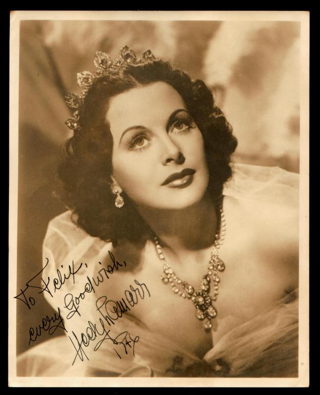 Hedy Lamarr - Images