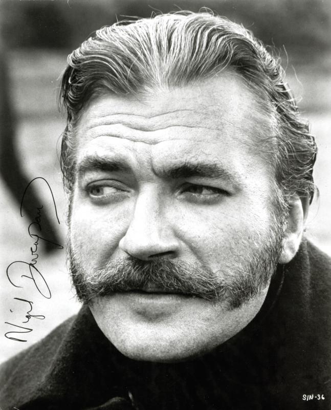 nigel davenport actor