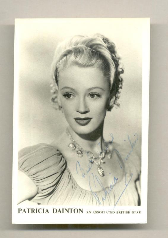 Patricia Dainton Net Worth