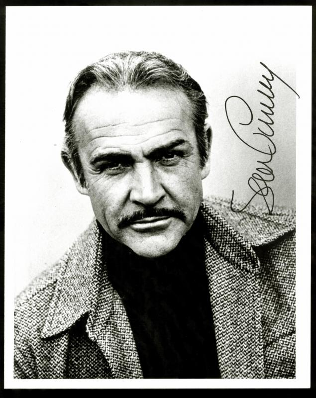 Sean Connery Death Image Mag